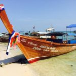 New Longtail Boat Dive Trips Thailand