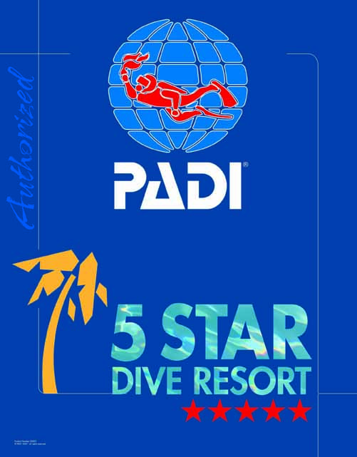 PADI 5 Star Resort… What does this mean for you?
