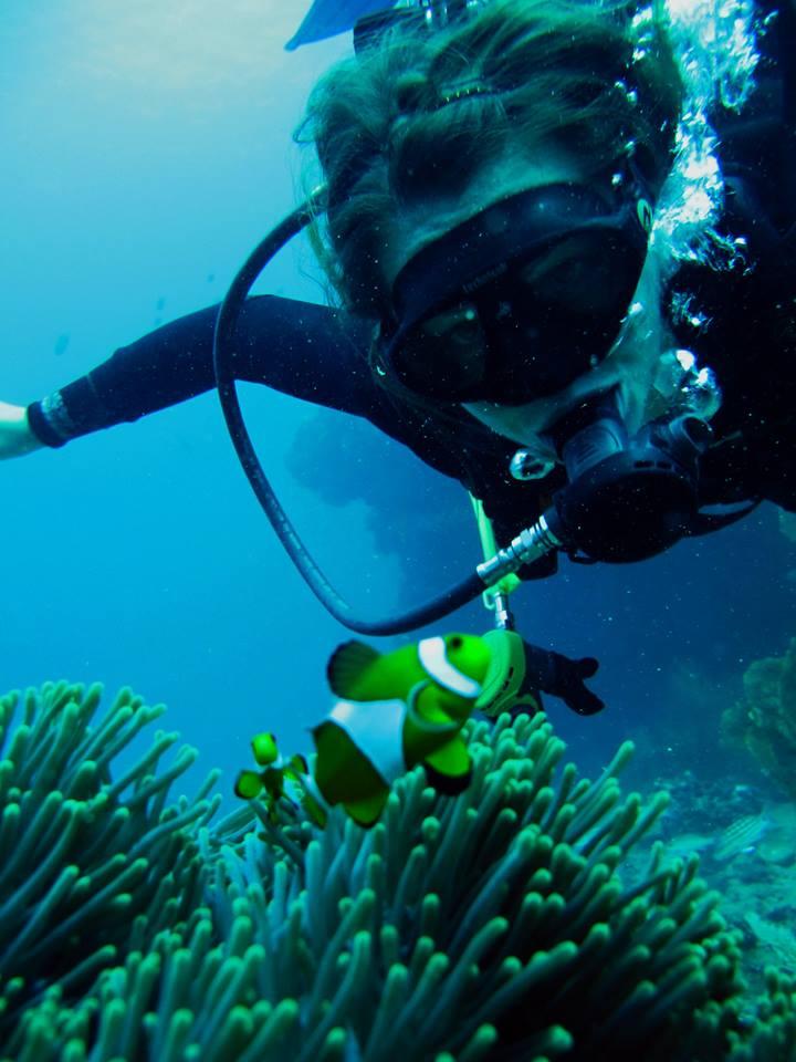 Pileh Wall, Scuba Diving, Phi Phi , Thailand