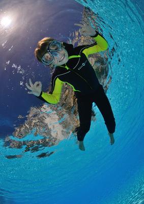 PADI Junior SCUBA Diver