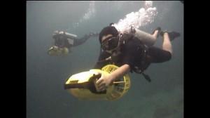 Dive Propulsion Vehicles!