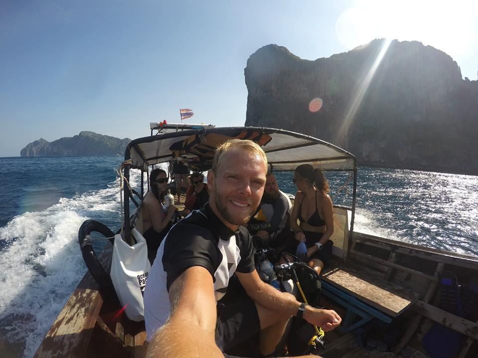 Diving the Bida Islands – January 23rd 2015