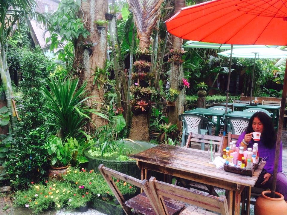 Garden Home Restaurant Koh Phi Phi Thailand