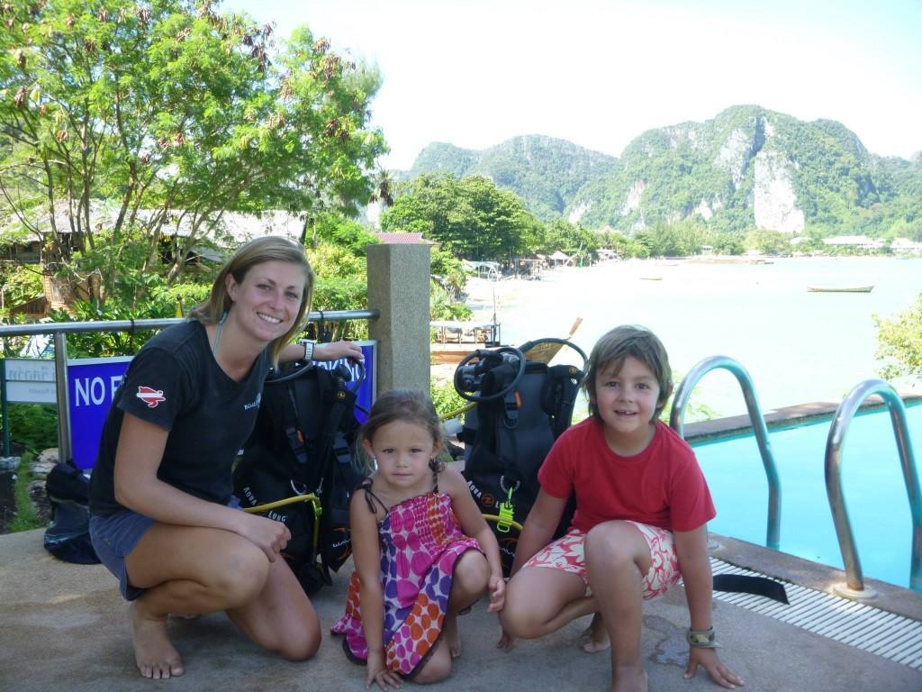 Kids Discover SCUBA Diving