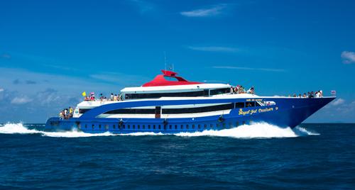 Ferry Schedules Koh Phi Phi, Thailand