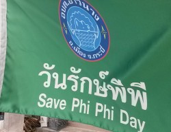 Phi Phi Conservation Save Phi Phi Day