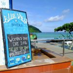 Women's Dive Day 2016 dive training ko phi phi