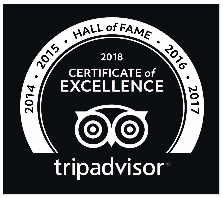 Trip Advisor Hall of Fame Diving Phi Phi