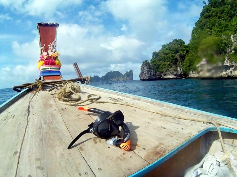eco tours longtail thailand