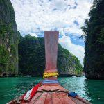 pi leh lagoon diving phi phi thailand