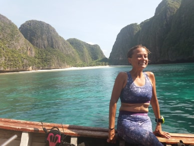 Dive interval phi phi island