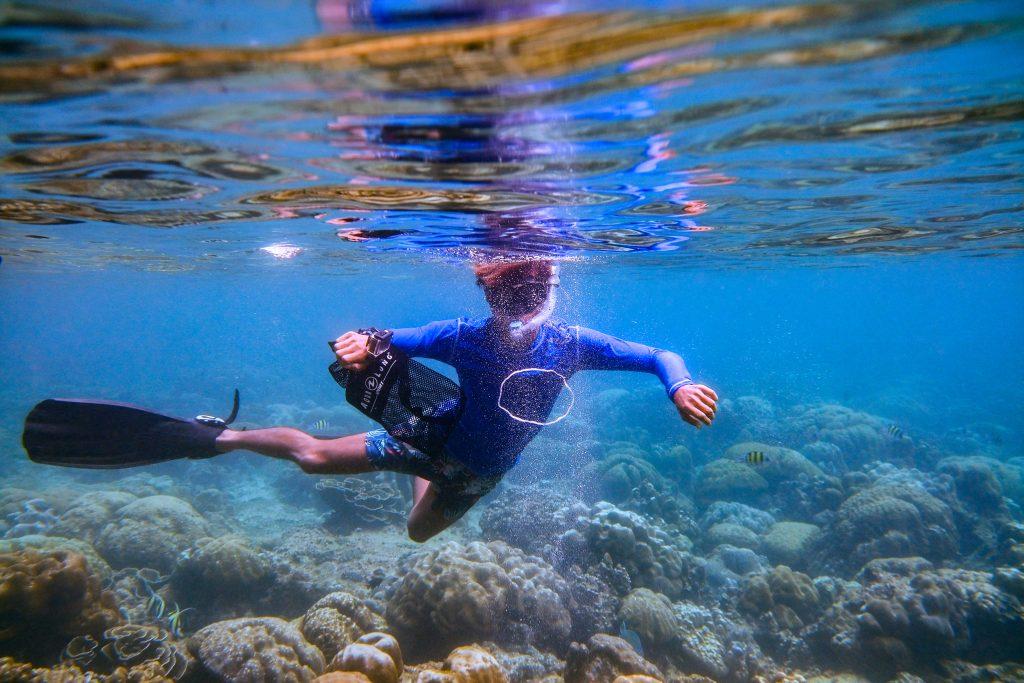snorkeling bubbles eco tour phi phi island