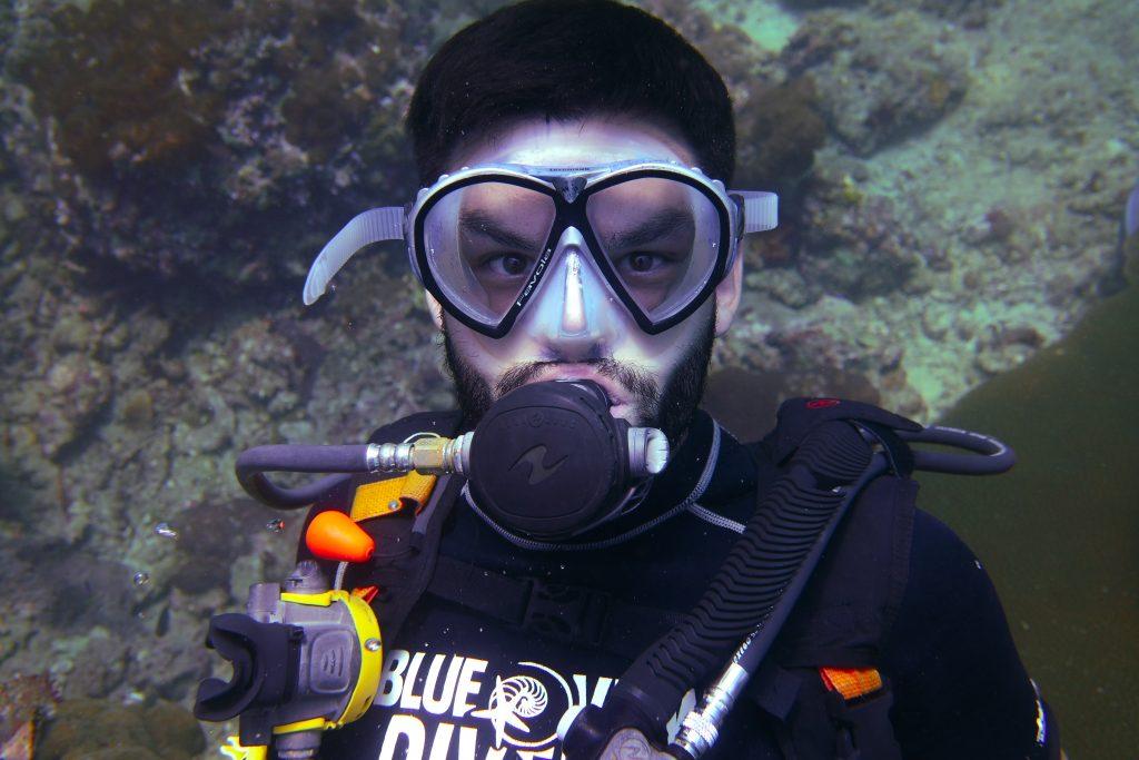 Open Water Dive Courses Ko Phi Phi