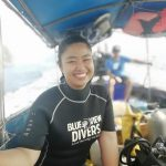 dive courses, longtail boat