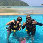 Discover scuba diving, padi dive centre