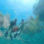snorkeling phi phi island thailand