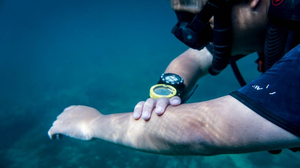 advanced open water PADI specialty